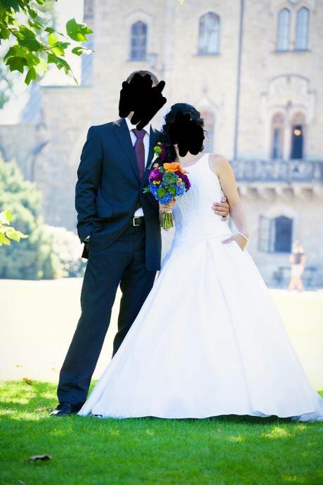 Svatební šaty  Madora , 38