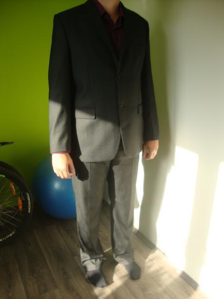 Pánský oblek vel. 54 , 54