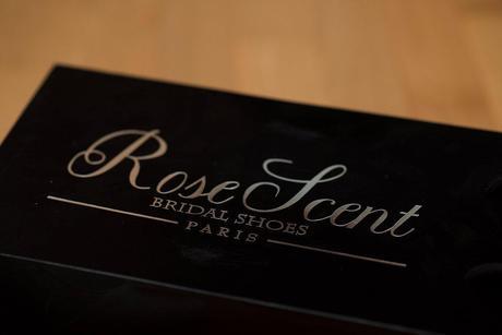 svadobné lodičky Rose Scent, 40