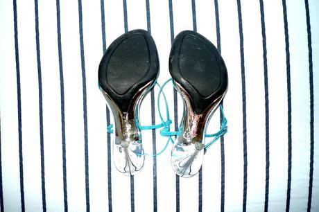 Kvalitné sandále, 38