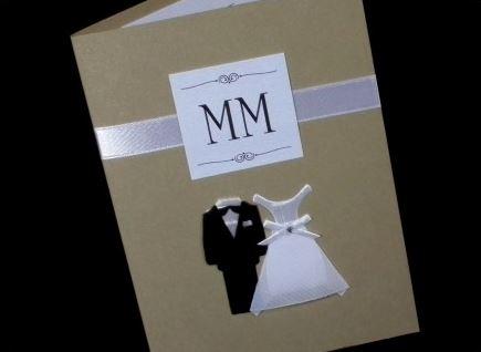 Ženích a nevesta scrapbook,
