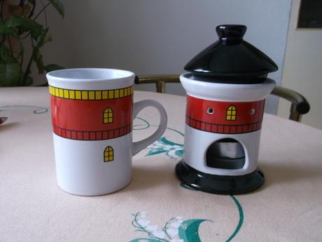 Kávové šálky,