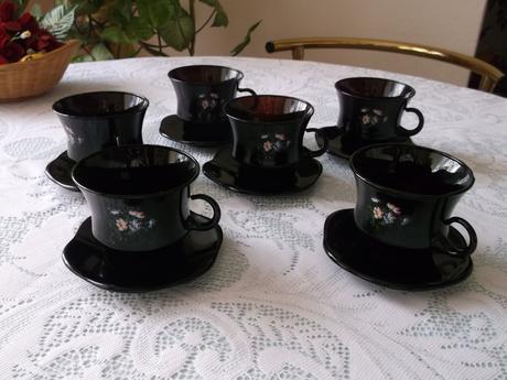 Kávové súpravy,