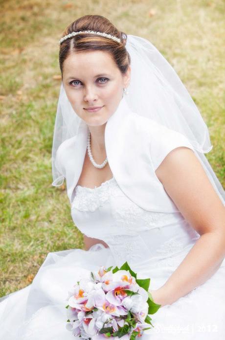 Svadobné šatky - 36, 36