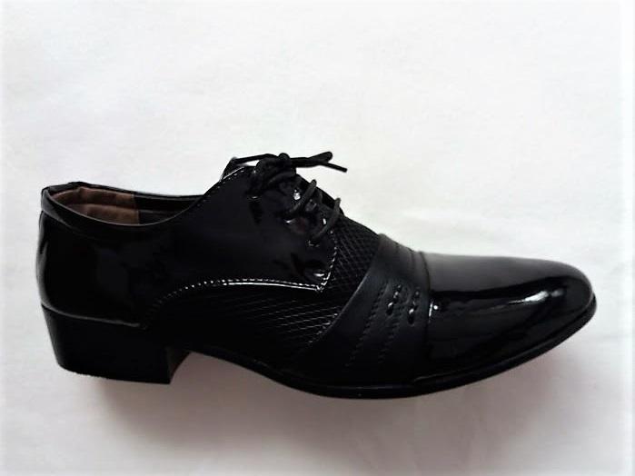 ed0dbf04b Veľkosť 41 - spoločenské lakované topánky,nenosené, 41 - 13 ...