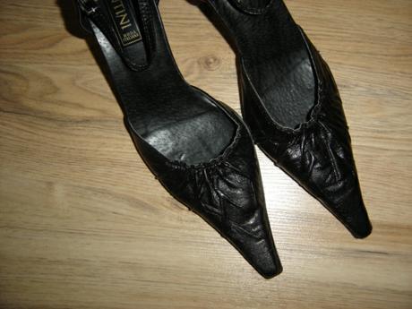 Čierne topánky , 37