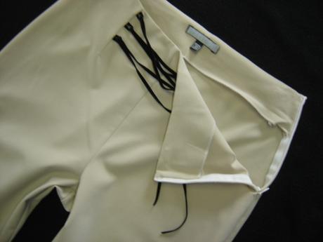 Elegantne značkové nohavice-Prestige-veľ.S/M , 36
