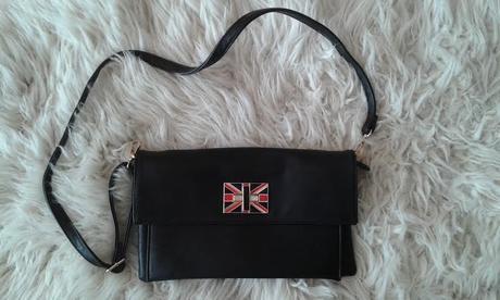 Nenosená listová kabelka do ruky aj rameno-32x19cm, M