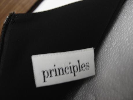 Šifónové šaty, oblečené 1x-veľ.M/L-Principles, 40