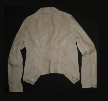 Značková kožená bunda Orsay-veľmi dobrý stav, 38