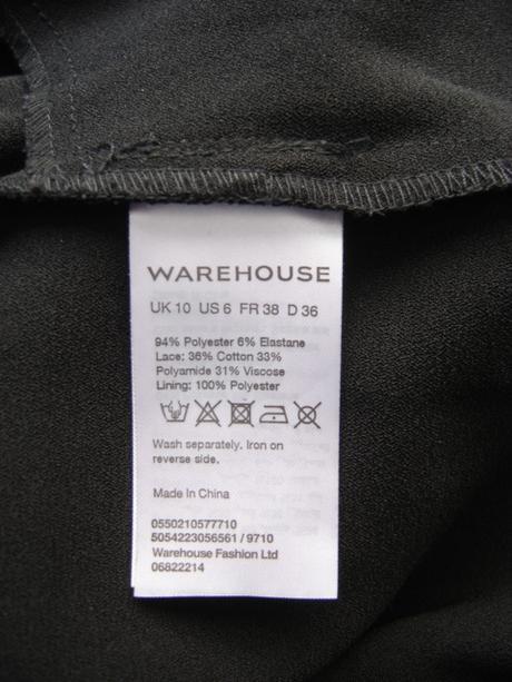 Značkový spoločenský overal s krajkou,oblečený 1x, 36