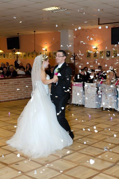 Princeznovské tylové svadobné šaty, 38