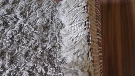koberec s dlhym vlasom,