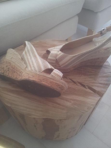Bezove sandalky, 41