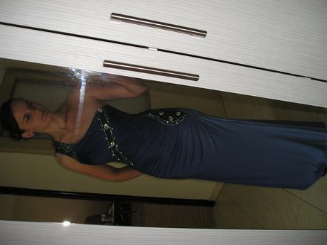 šaty+náušnice, 38