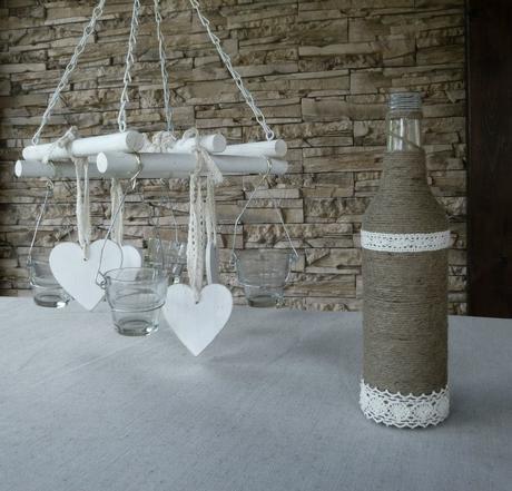 Svadobné dekorácie(výzdoba) na prenájom,