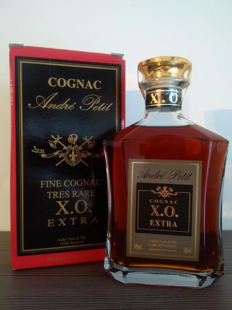 Cognac André Petit X.O.,