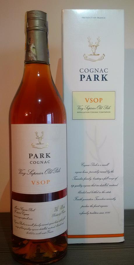 Cognac PARK VSOP 0,7 l,