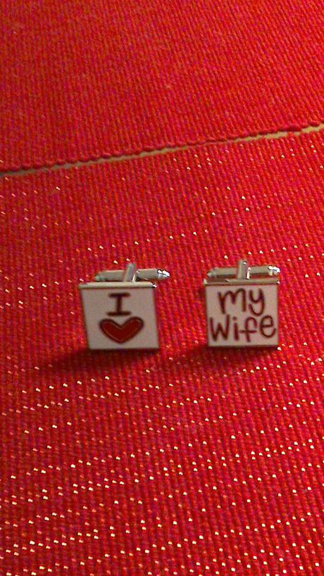 I love my wife,