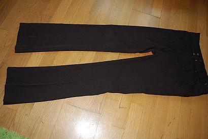 Elegantné bedrové nohavice, 40