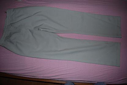 Elegantné nohavice do práce, 38