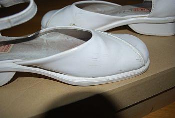 Slávnostné kožené topánočky , Partizánske,v. 34, 34