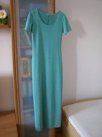 spoločenské zelené šaty-elastické,v.36-40, 36