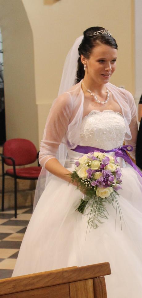 Bolerko ke svatebním šatům,