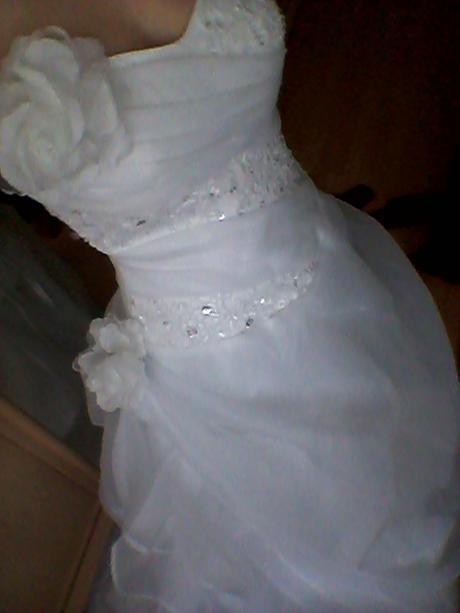 svadobné šaty 34-36,130 e, 34