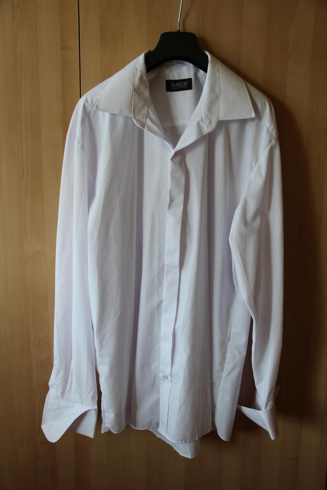Pánská společenská košile bandi vamos cc89d2b13f