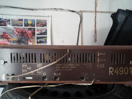 radio videoton r4901,