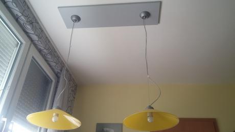 stropne visiace lampy,