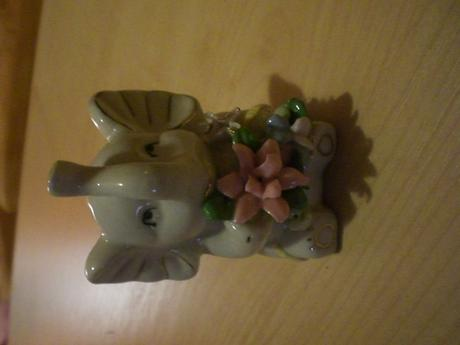 Porcelánový sloník,