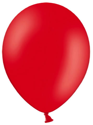 Balón  - červený,