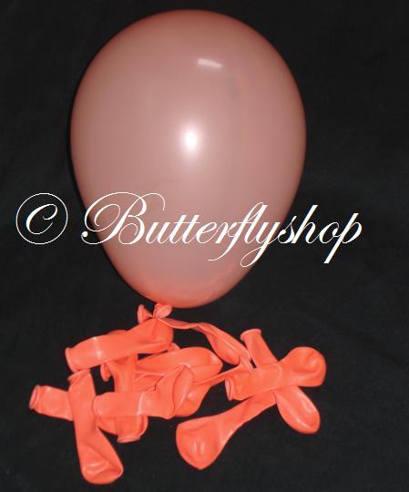 Balón malý - lososový,