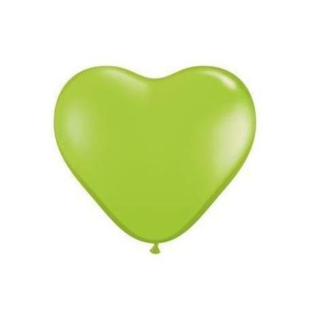 Balón srdce - malý,