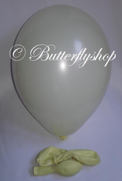 Balón  - vanilkový,