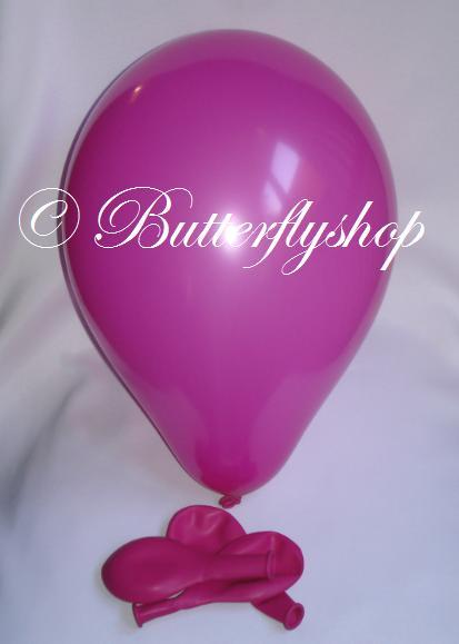 Balón veľký - cyklaménový ,