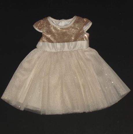"""Detské šaty """"Luna"""", 68"""
