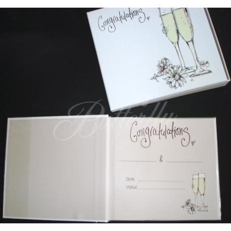 Fotoalbum v darčekovaj krabici,