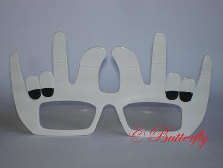 Okuliare - ruky,
