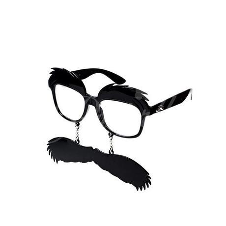Párty okuliare s fúzami,