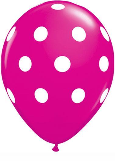 Polka balón ,