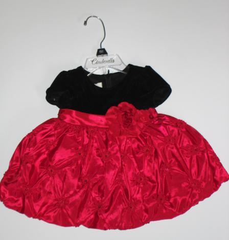 Rozkošné šatôčky pre 6mesačné dievčatko, 68