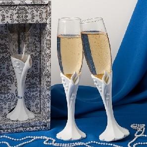 Svadobné poháre - Kália,