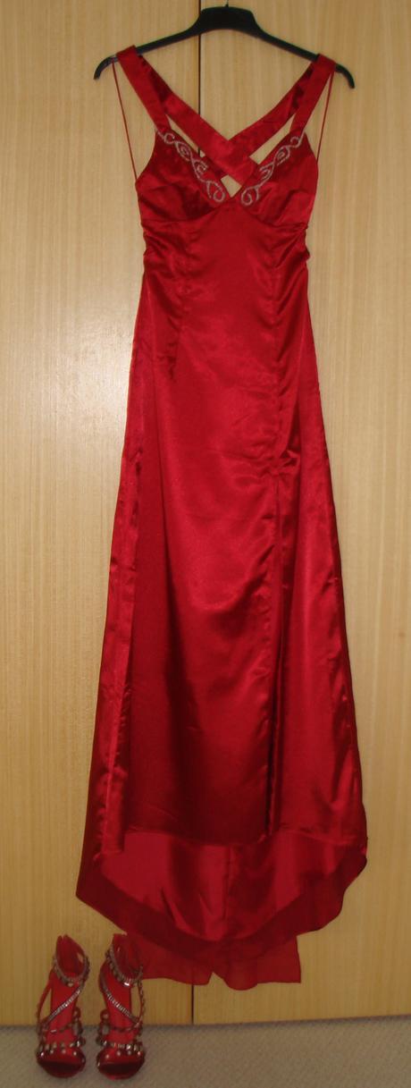 Večerné šaty, veľkosť 38-40, 38