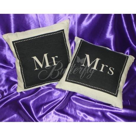 Vintage vankúše MR a MRS,