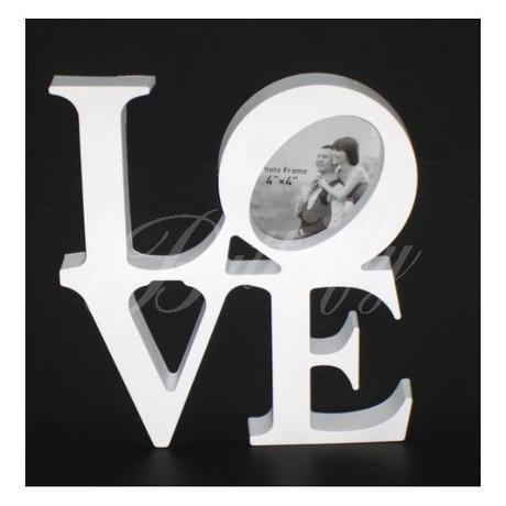 Závesný fotorámik LOVE,