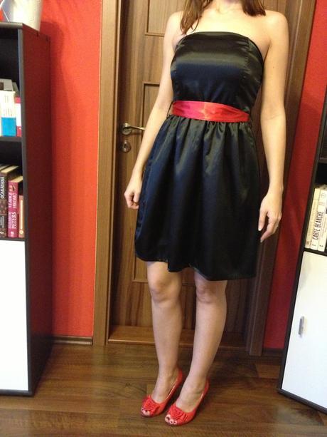 Čierne elegantné šatky, 38