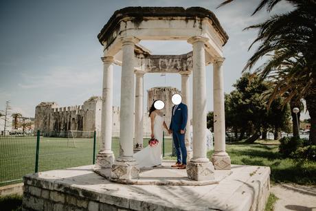 Svatební šaty šité na míru , 36